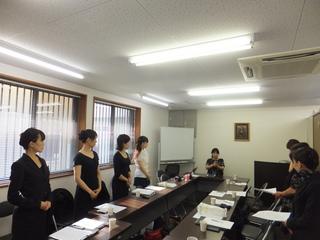 平成26年7月ボイストレーニング.JPG